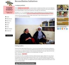= FRRME - 'Reconciliation'