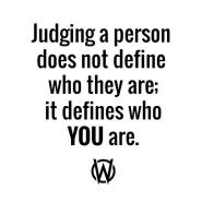 Who Judge