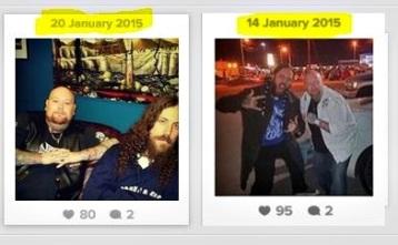 Todd Bentley's Instagram - Hangin with Head 2015