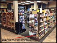 """Heretical """"Holy Ghost"""" movie on the shelves of Calvary Costa Mesa"""