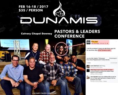 Dunamis Con 2/16/2017 w/ Ryan Ries